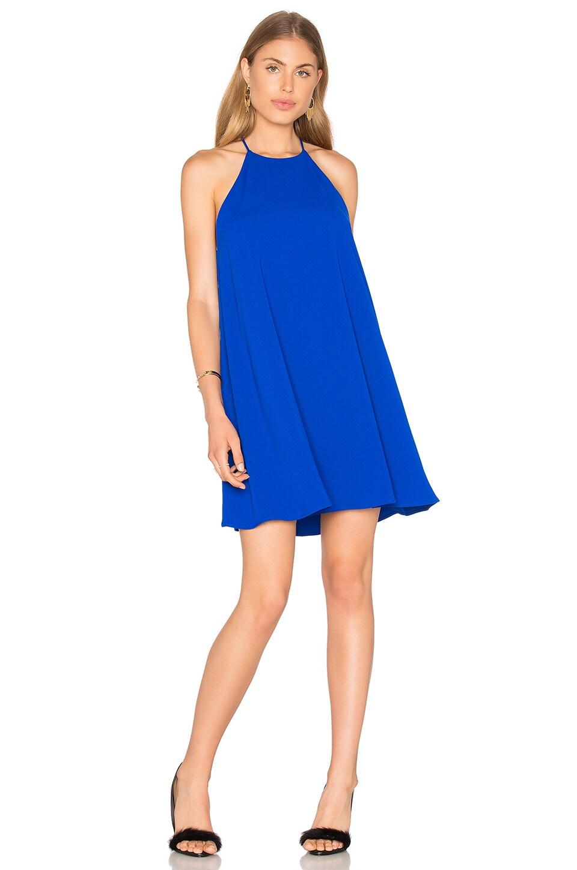 Amanda Uprichard Violet Dress in Royal
