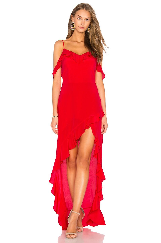 Peony Maxi Dress