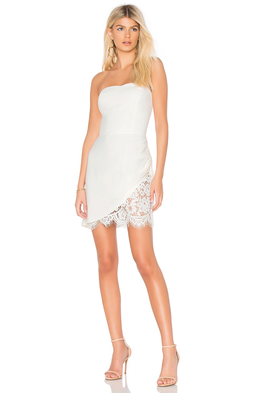 Amanda Uprichard Devyn Dress in White