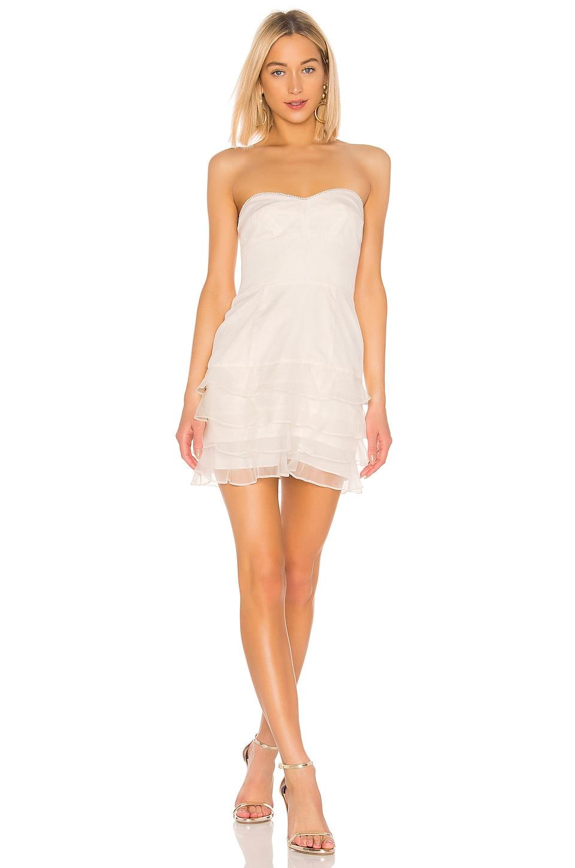 Amanda Uprichard Estelle Dress in White