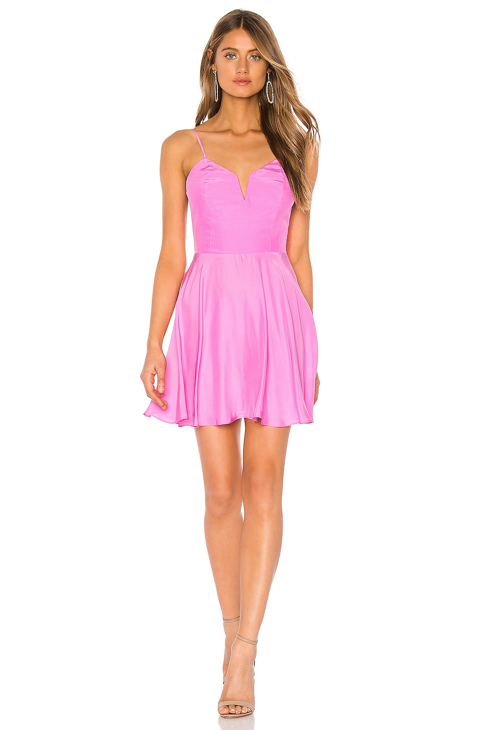53956f065783 Amanda Uprichard Clement Dress In Pink