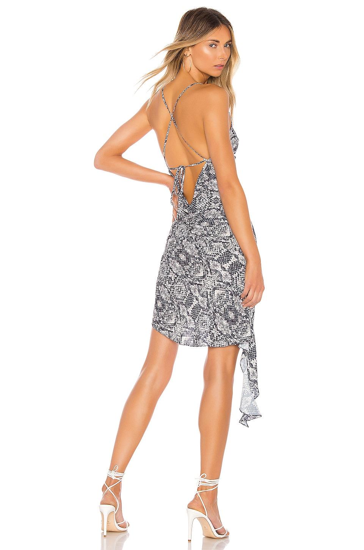 Amanda Uprichard X REVOLVE Violetta Dress in Snake