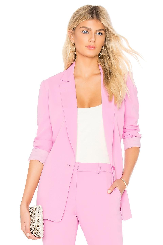 Amanda Uprichard X REVOLVE Blazer in Sweet Pink