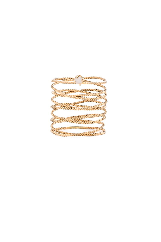 Amelia Opal Ring by Amarilo