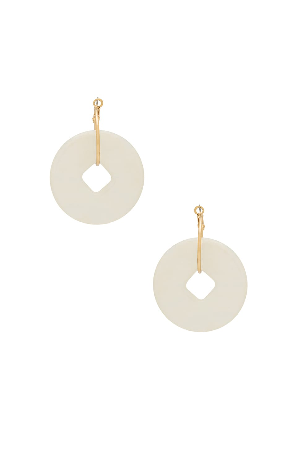Amber Sceats X REVOLVE Peru Earrings in White