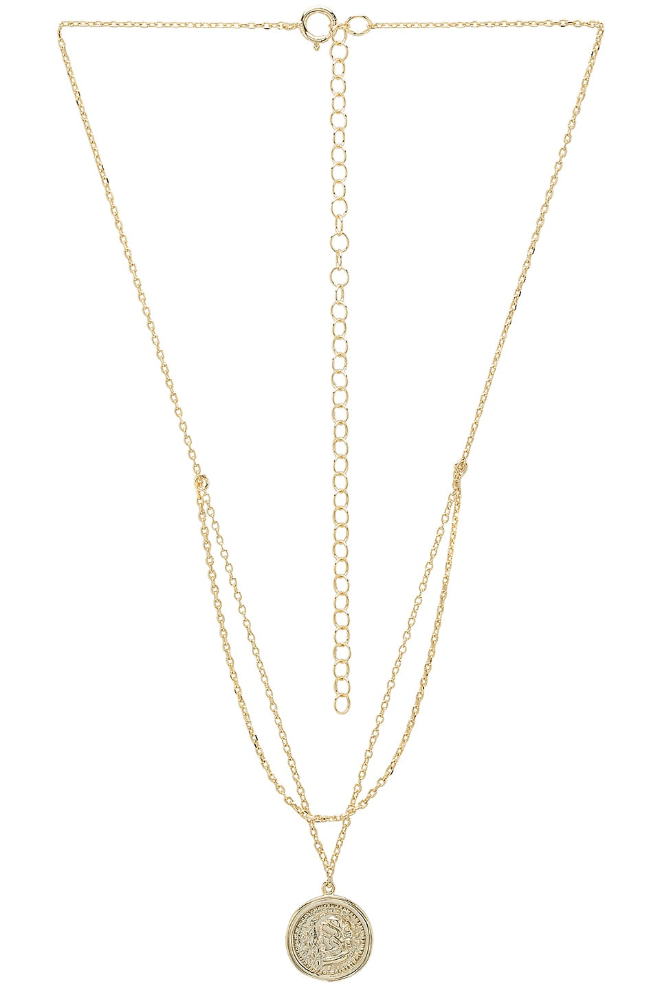 AMBER SCEATS ANIKA NECKLACE
