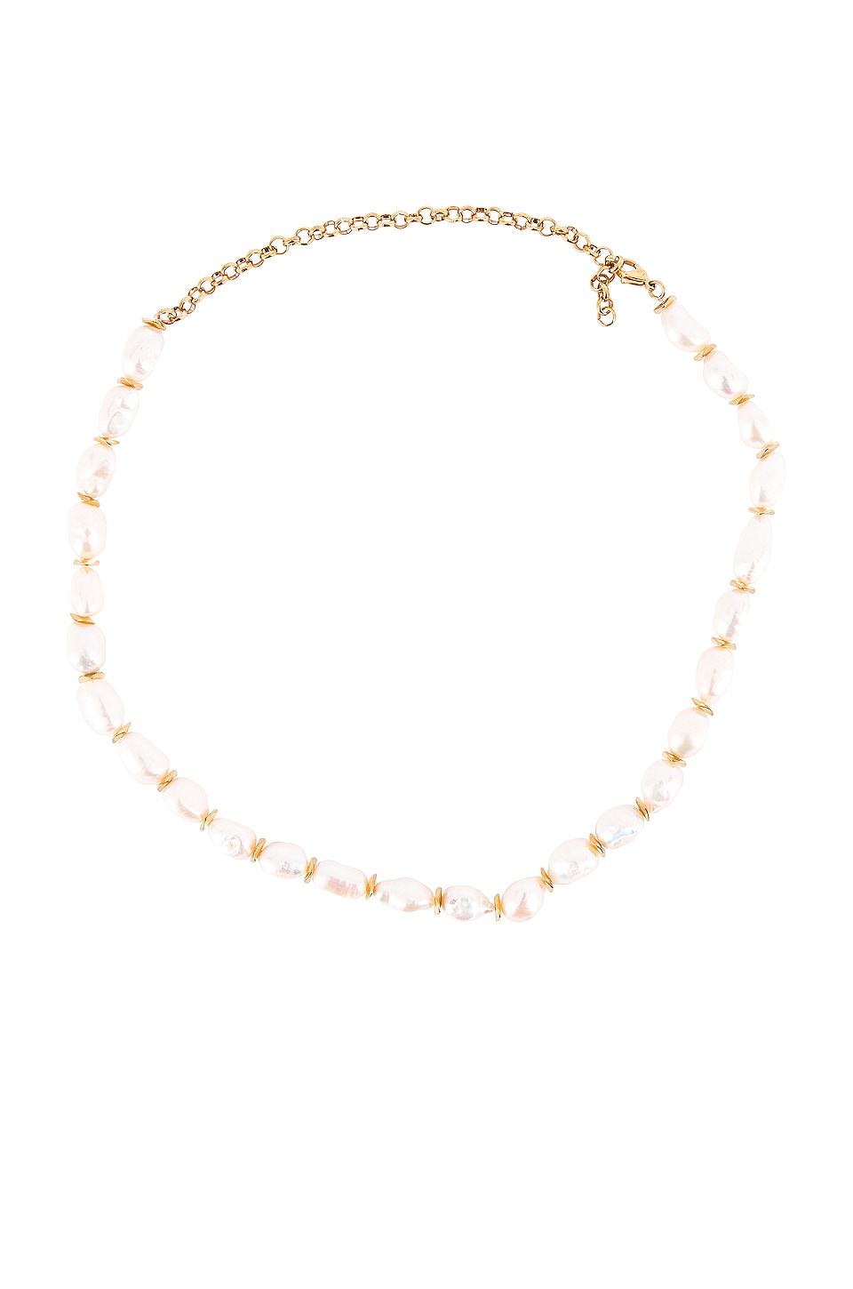 Amber Sceats Alison Necklace in Gold