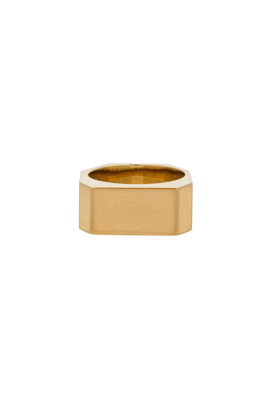Amber Sceats Tex Ring in Gold