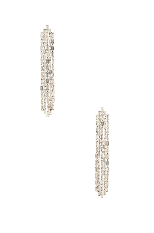 Amber Sceats Ciara Earrings in Silver