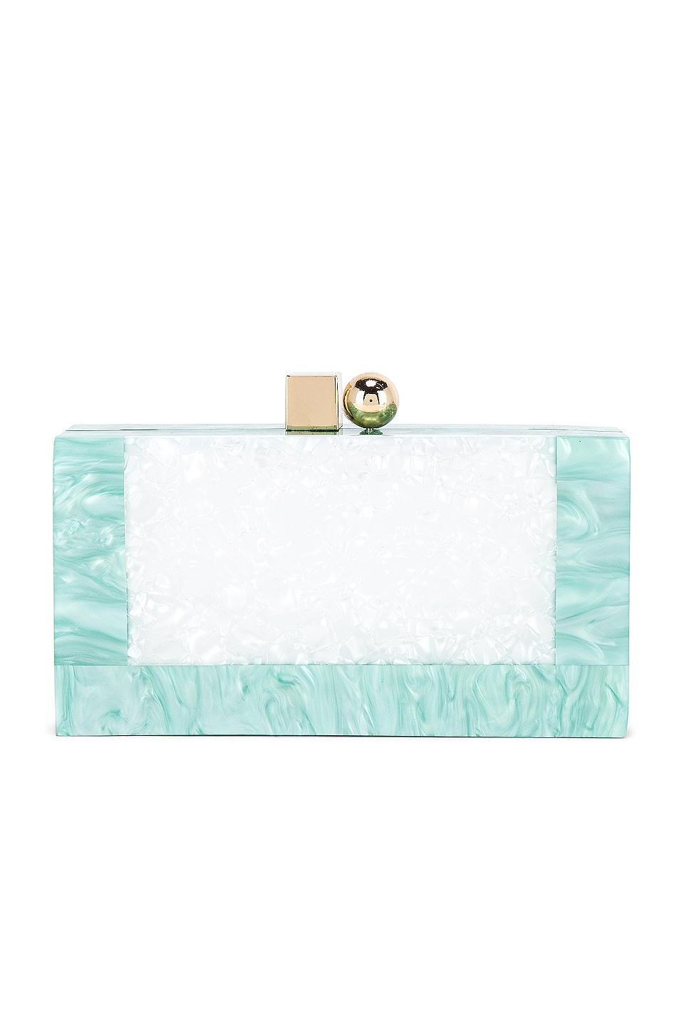 Amber Sceats Clutch in Blue
