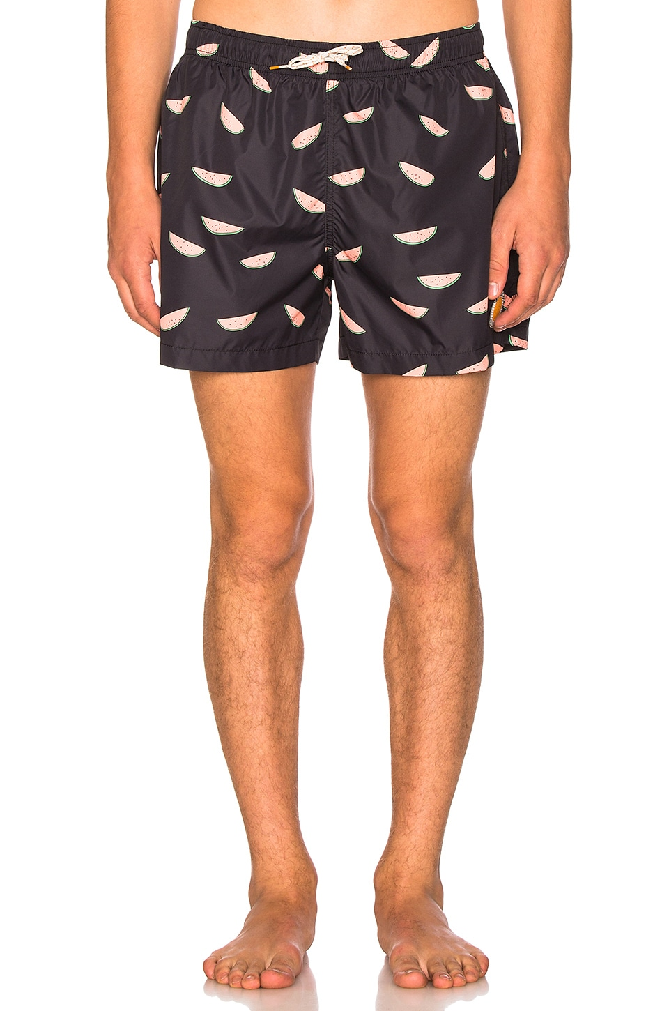 Melon Packable Shorts by Ambsn