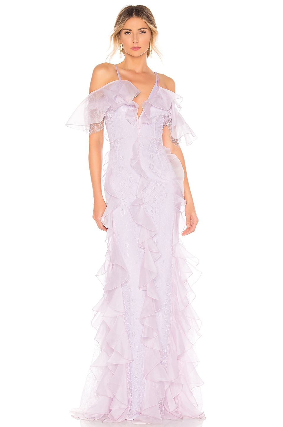 Alice McCall My Baby Love Gown in Lilac