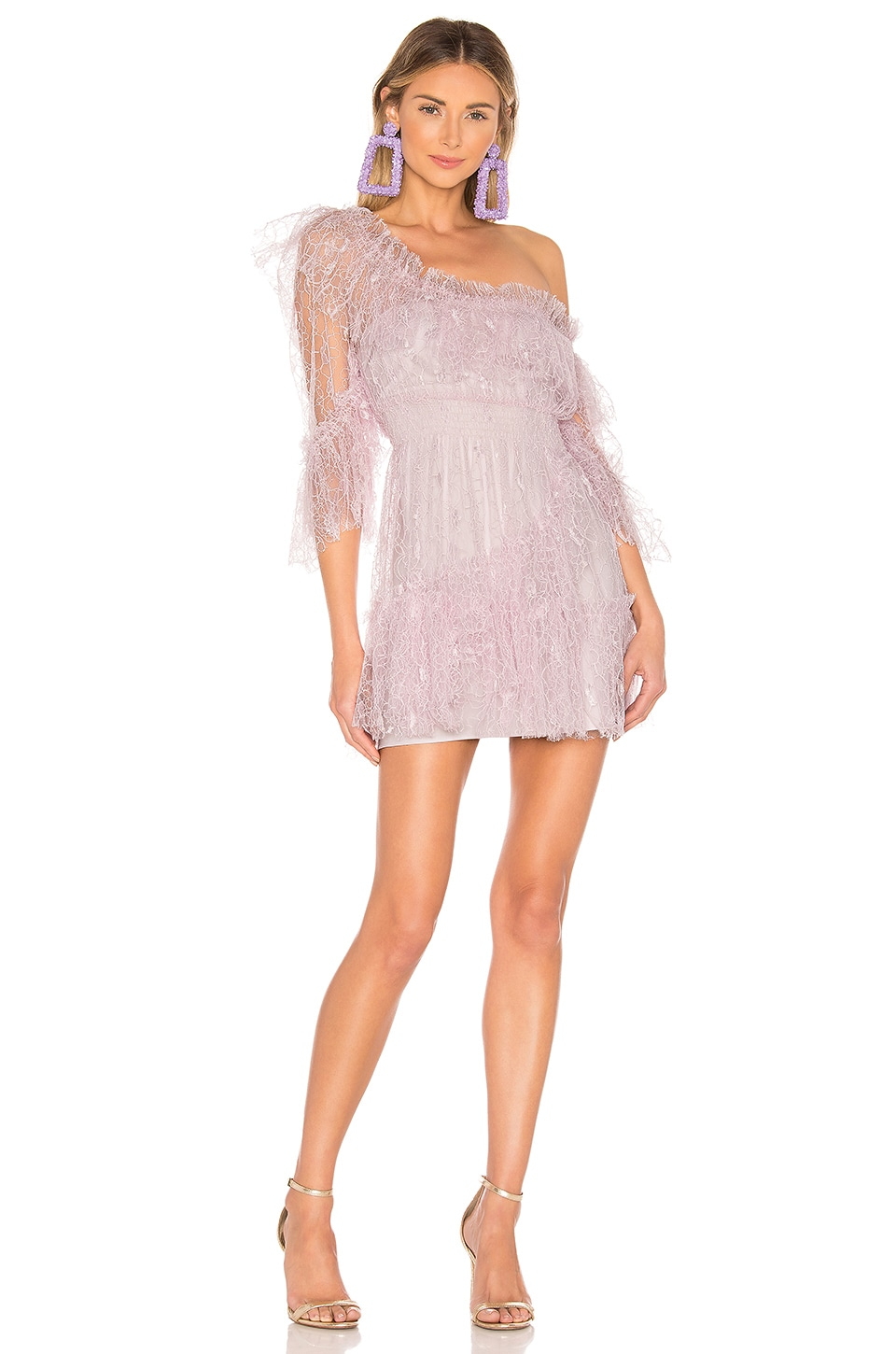 Alice McCall Only Hope Dress in Lilac