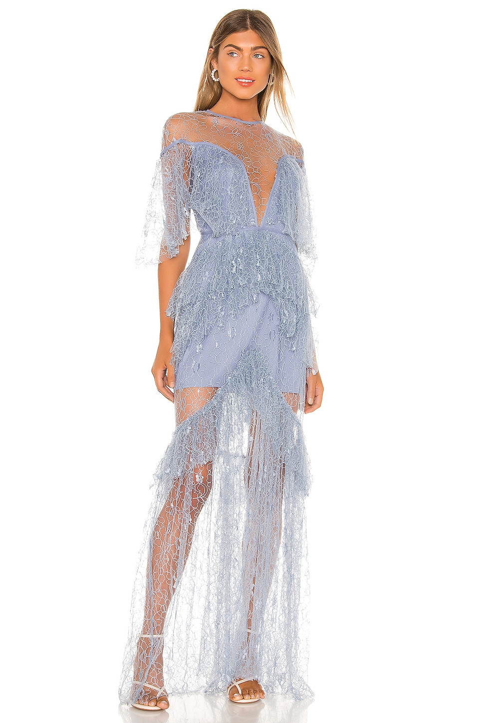Alice McCall Magicians Daughter Gown in Mist