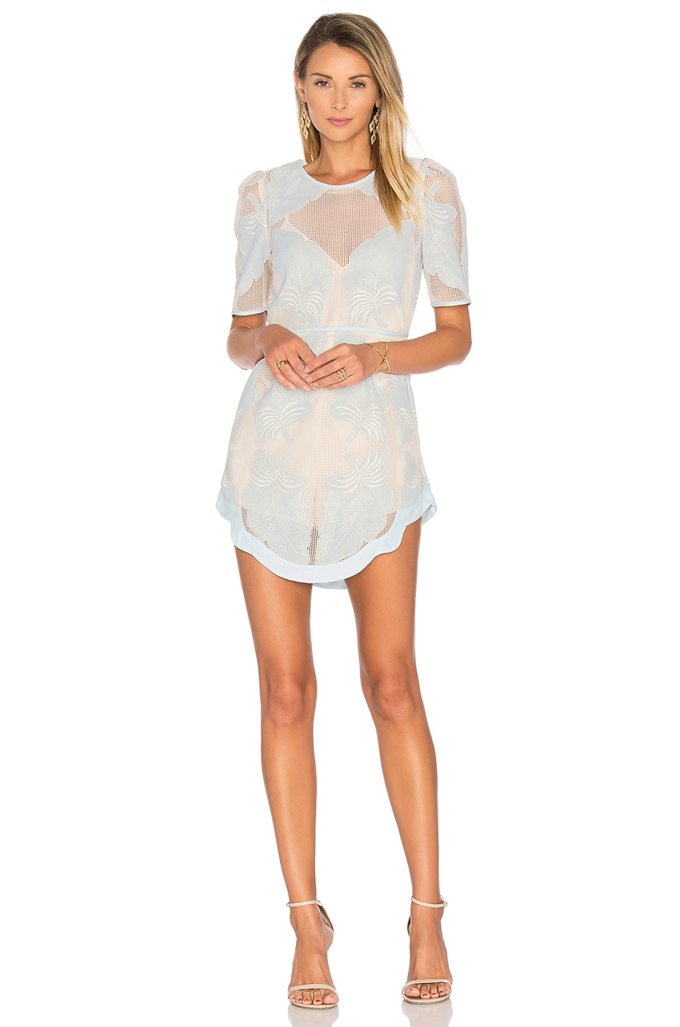 Alice McCall We Found Love Dress in Ice Blue