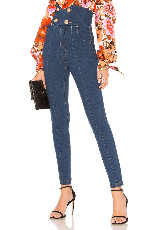 Alice McCall Shut The Front J'Adore Jeans in Indigo
