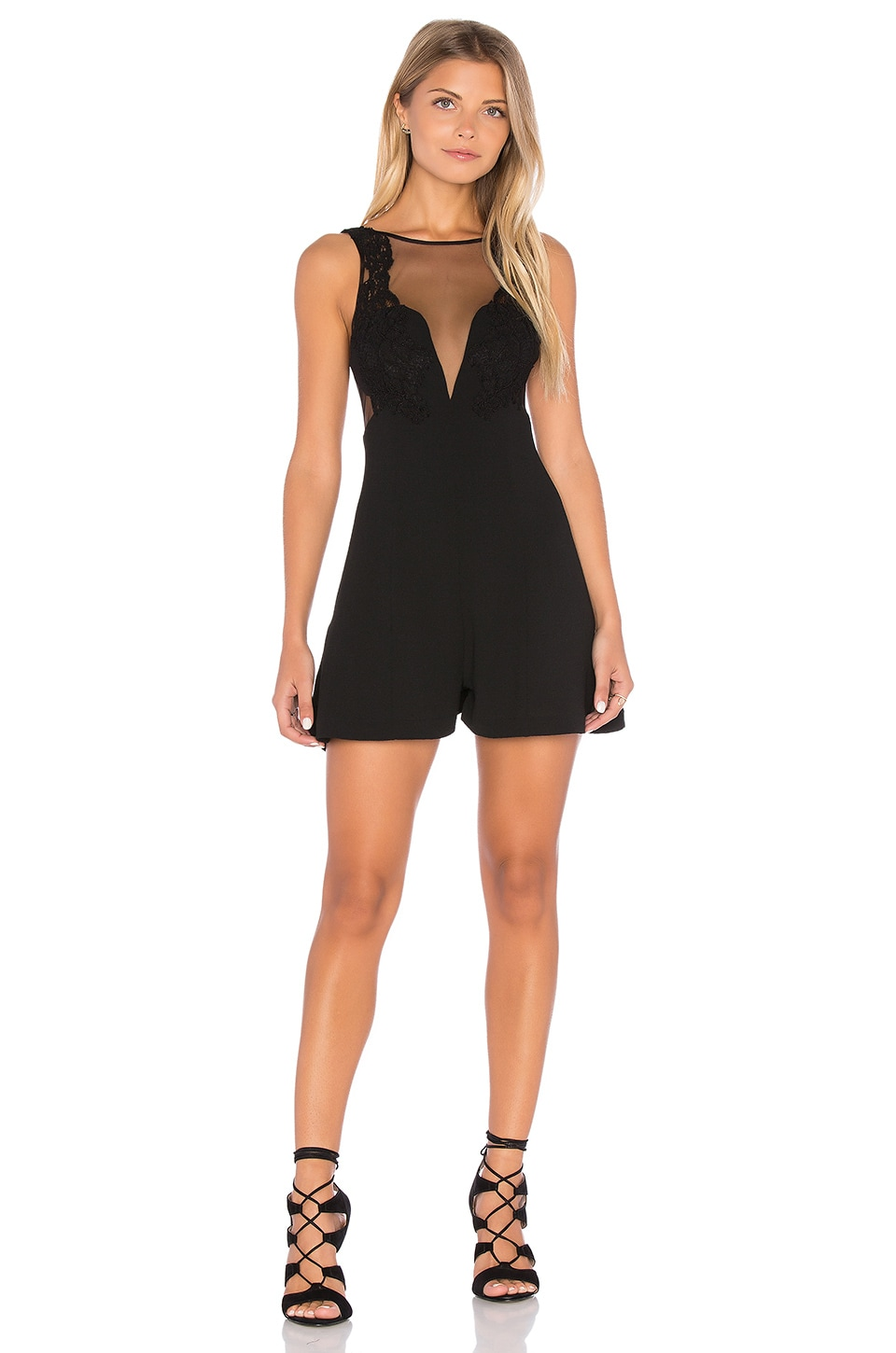 Wildest Dreams Romper by Alice McCall
