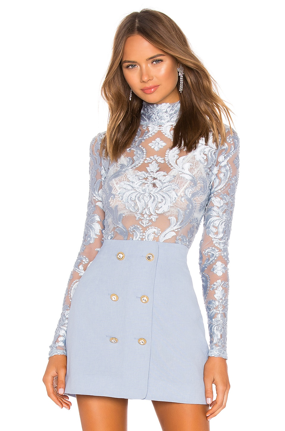 Alice Mccall ENTITLED TOP