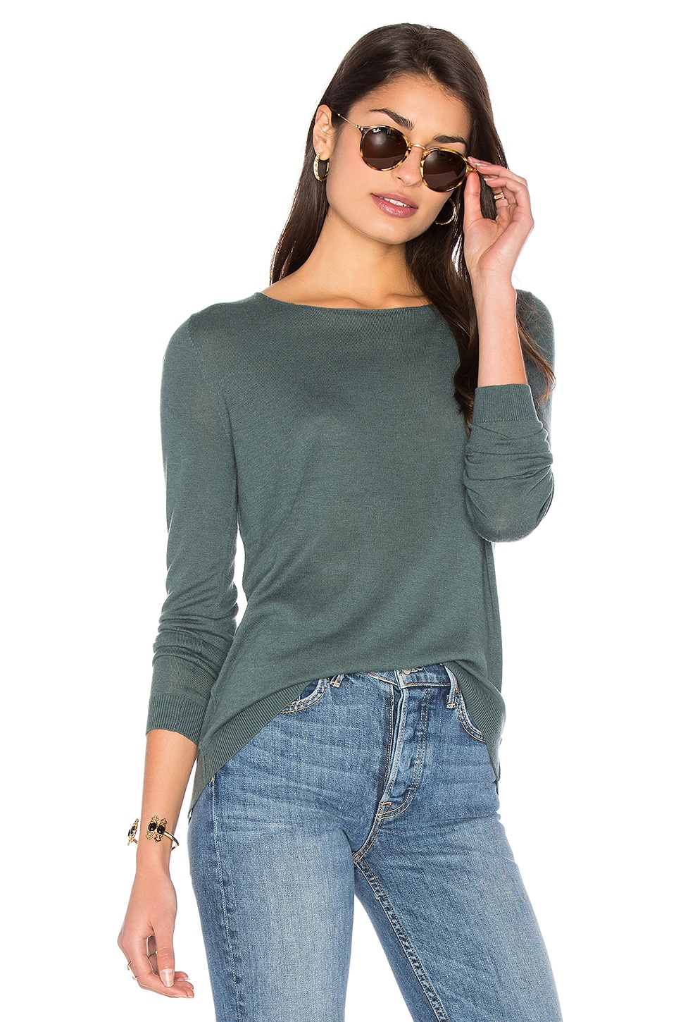 Blossom Pullover by American Vintage