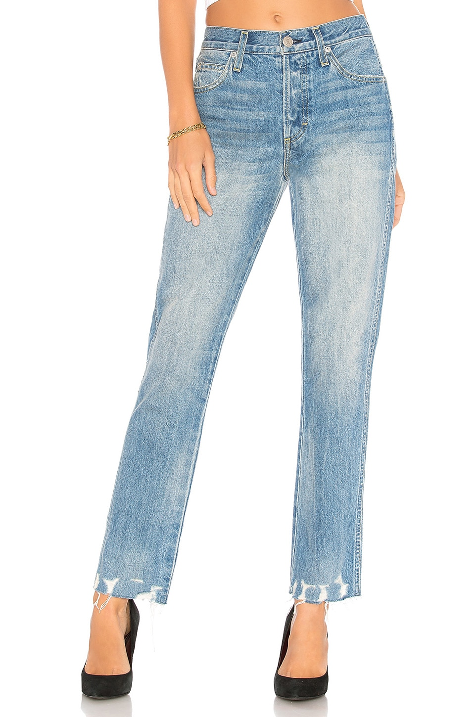 Lover Slim Fit Jeans in Blue