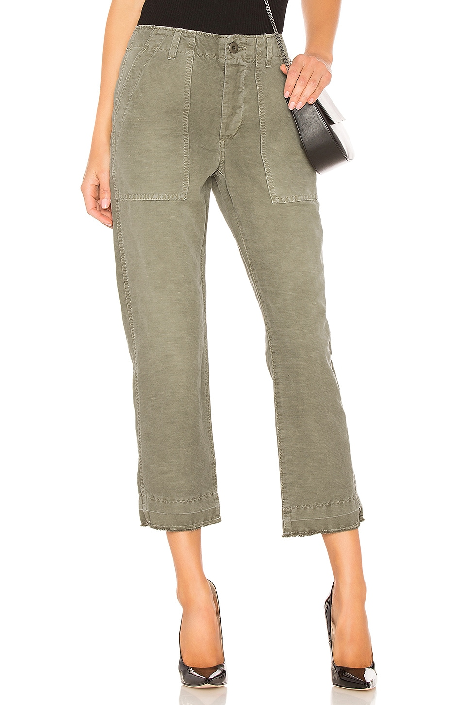 Army Babe Pant