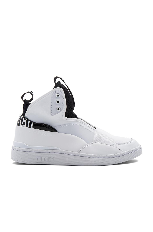 Buty sportowe PUMA Men's Mcq Brace Mid Sneaker