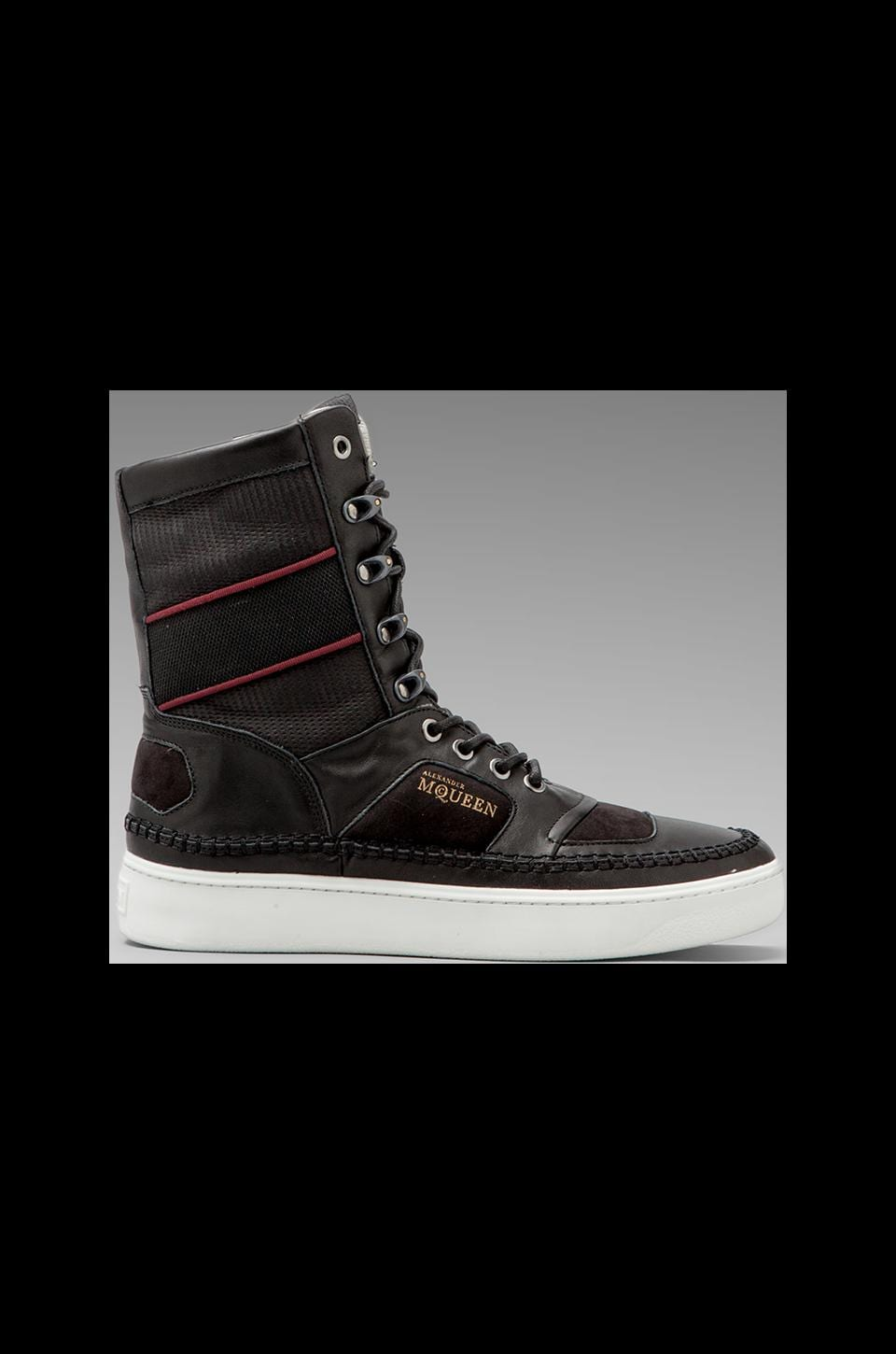 Alexander McQueen Puma Joust Boot in Black