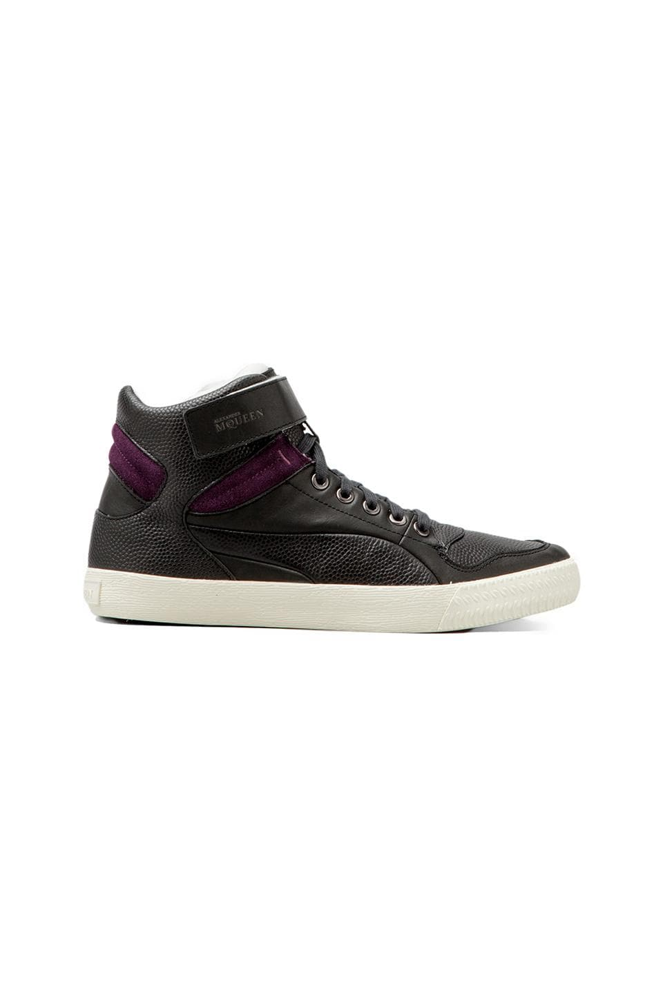 Alexander McQueen Puma Street Climb III Mid in Moonless Night
