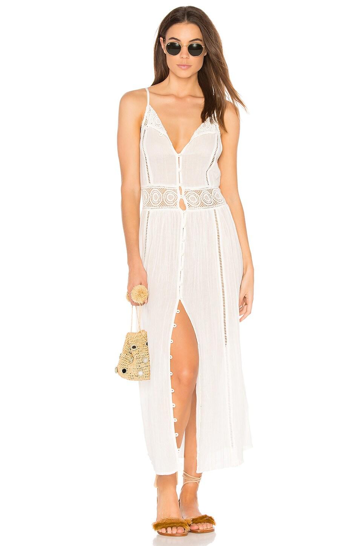 Amuse Society Pria Dress In Casa Blanca Revolve Panama Sandal M1