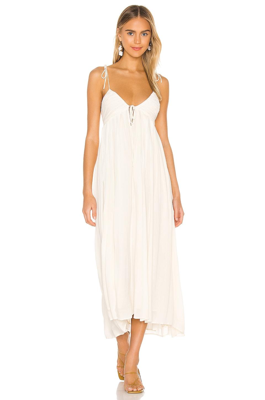 Kamari Woven Dress, view 4, click to view large image.