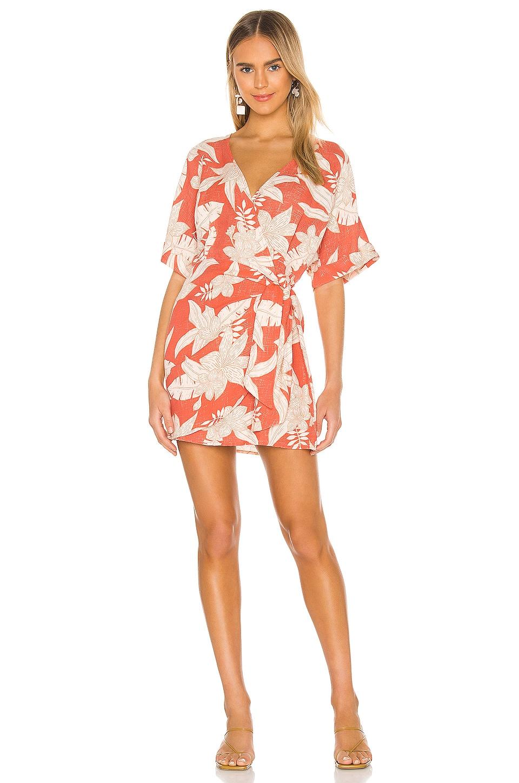 Mala Short Sleeve Woven Dress             AMUSE SOCIETY                                                                                                       CA$ 112.34 1