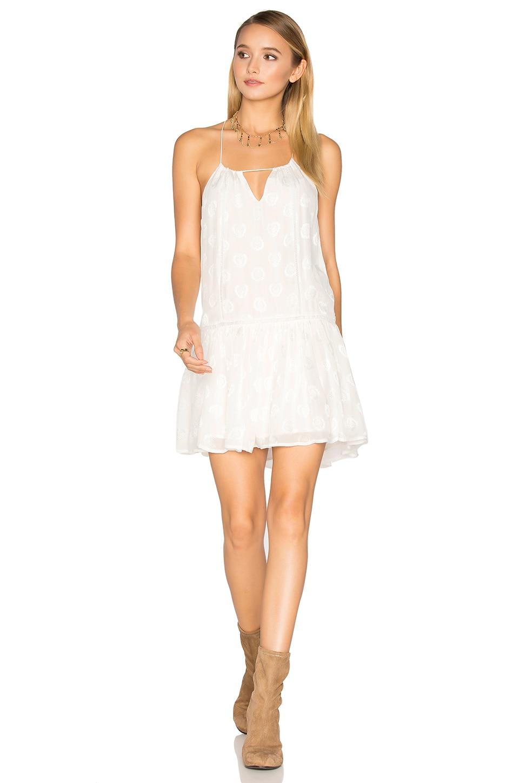 AMUSE SOCIETY Morrisyn Dress in Casa Blanca