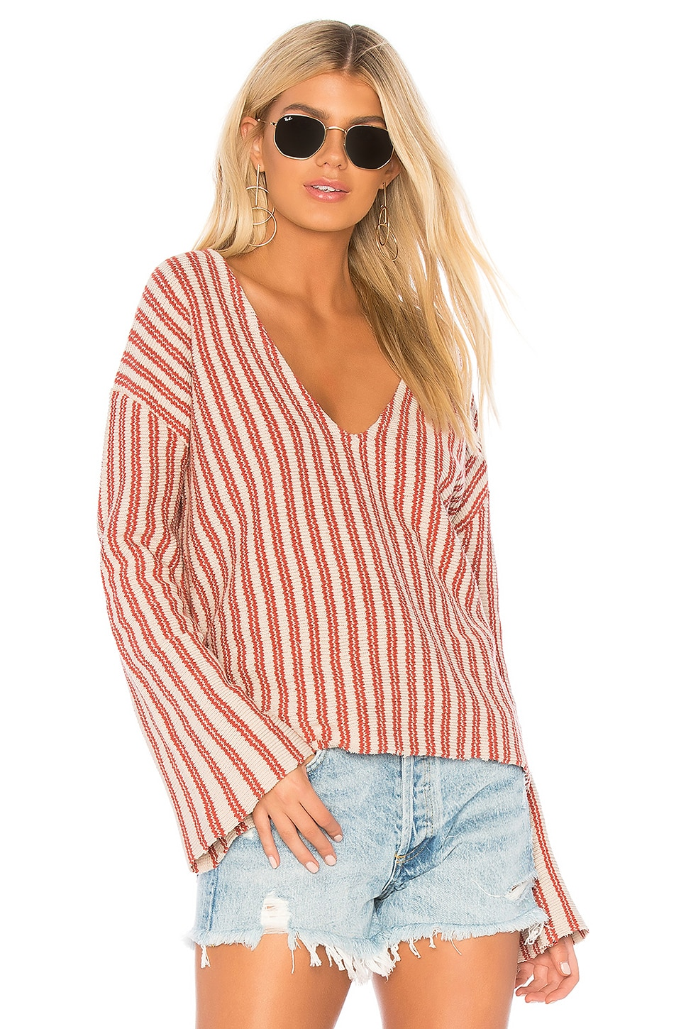AFTER SUNDOWN SWEATER from REVOLVE