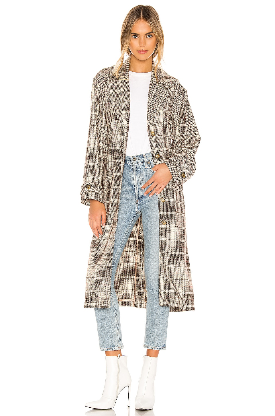 AMUSE SOCIETY Emmanuelle Trench in Black Sands