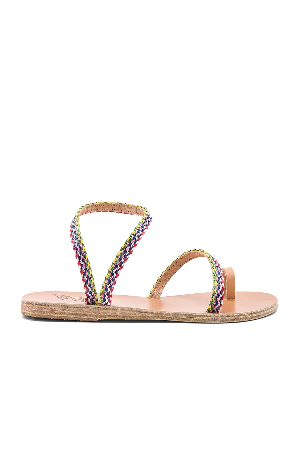 Alpi Eleftheria Raffia Sandal by Ancient Greek Sandals