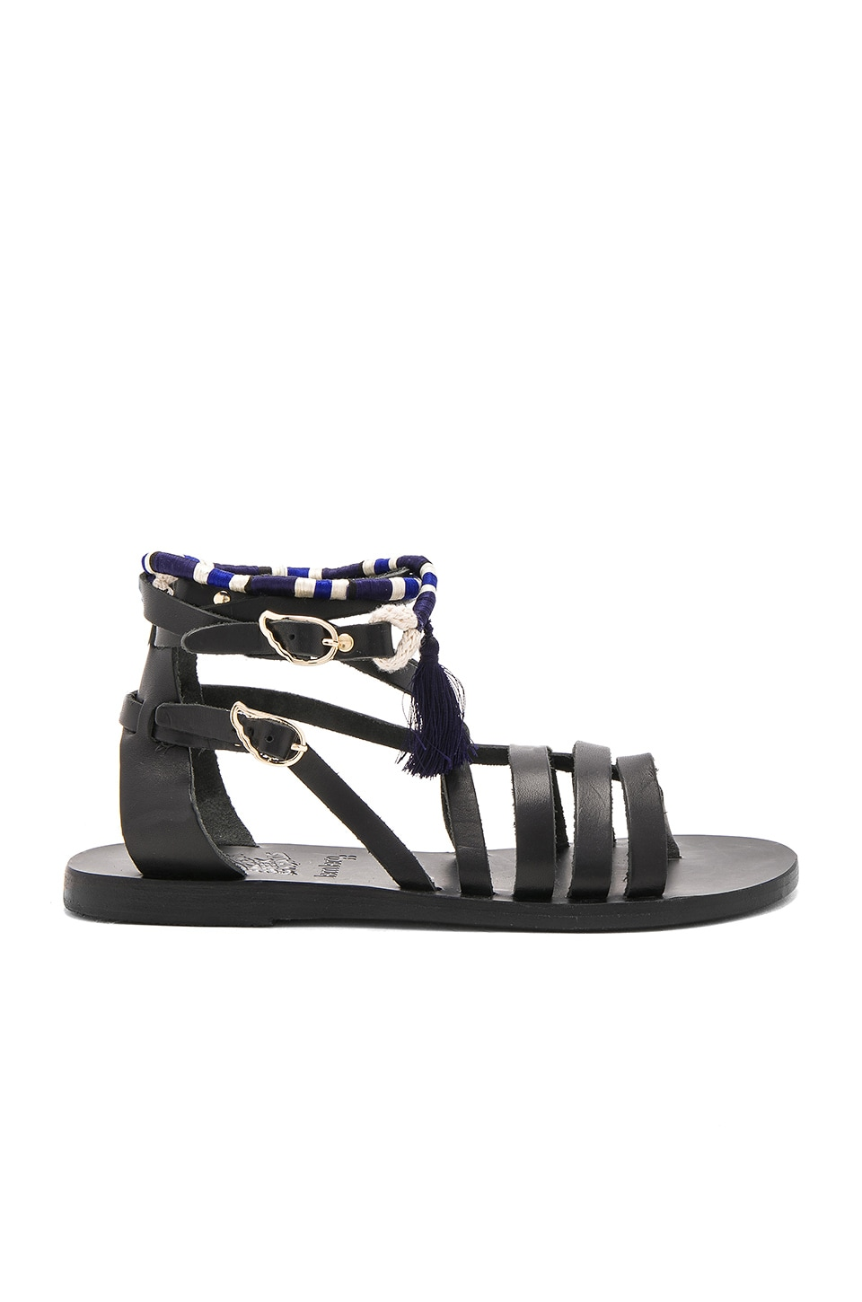 x lemlem Satira Wrap Sandal by Ancient Greek Sandals