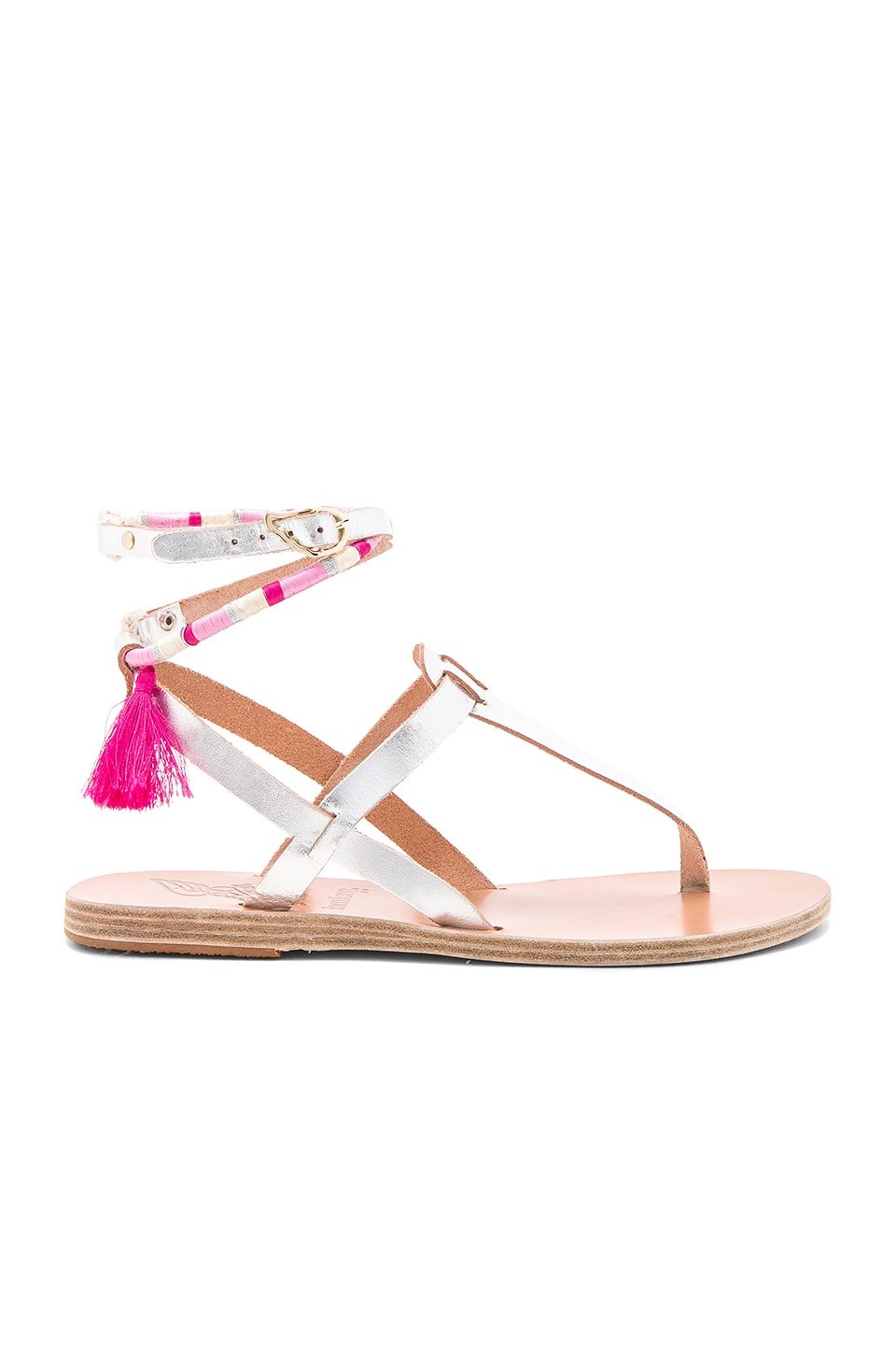 x lemlem Estia Wrap Sandal by Ancient Greek Sandals