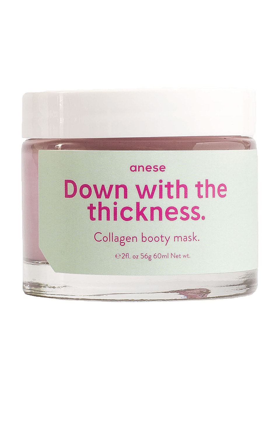 anese Down with the Thickness Collagen Booty Mask