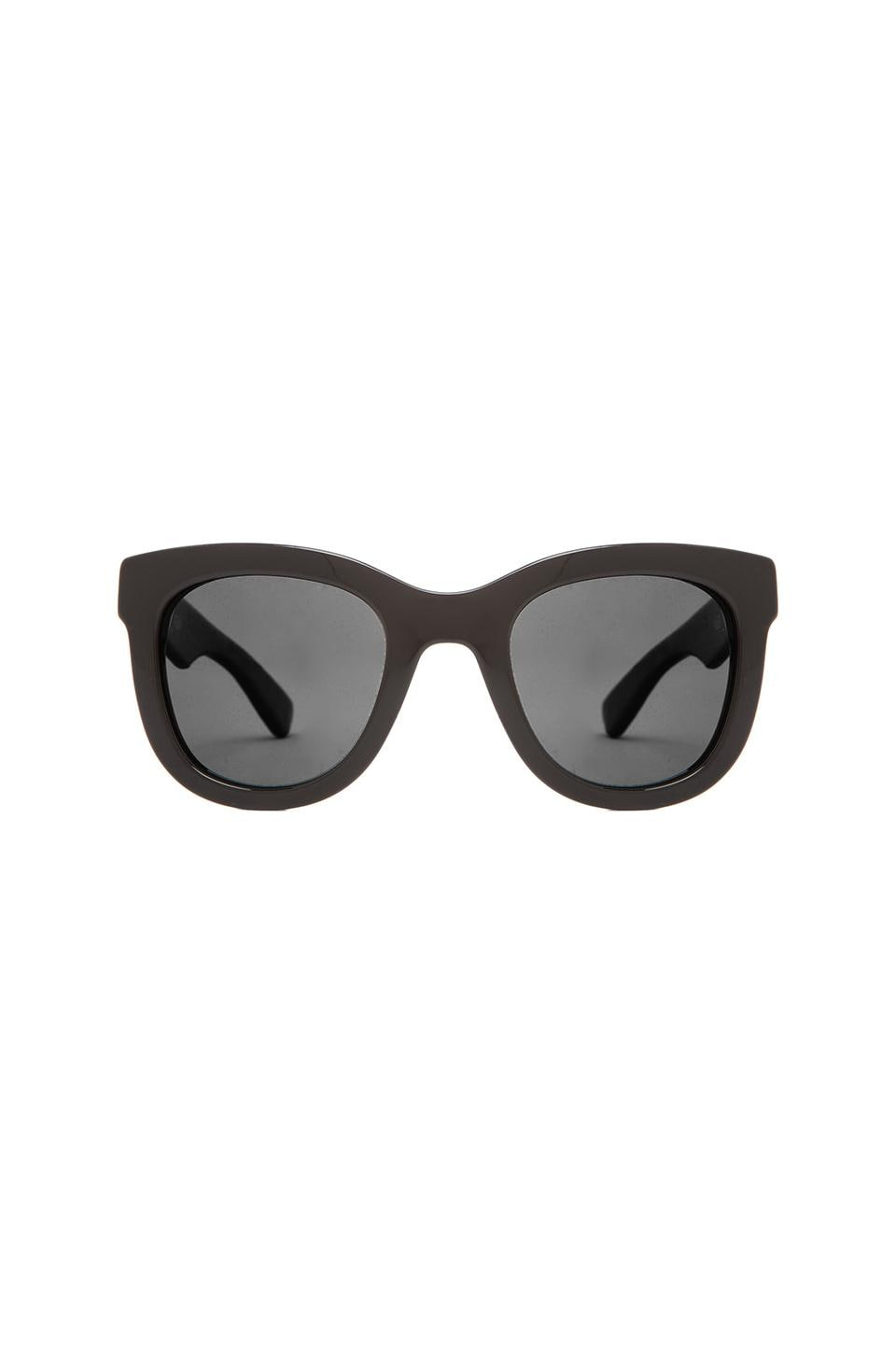 ANINE BING New York Sunglasses in Black