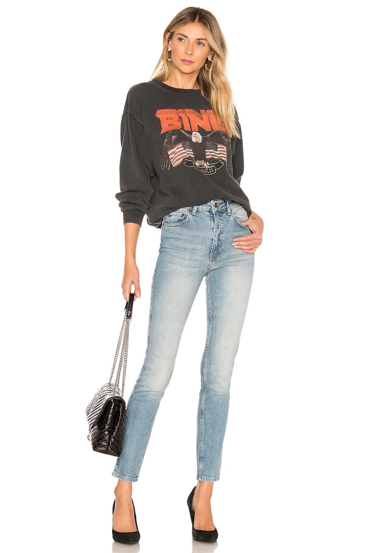 Vintage Bing Sweatshirt, view 4, click to view large image.