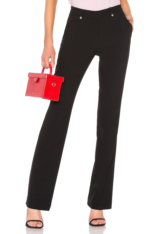 ANINE BING Charlotte Suit Pant in Black