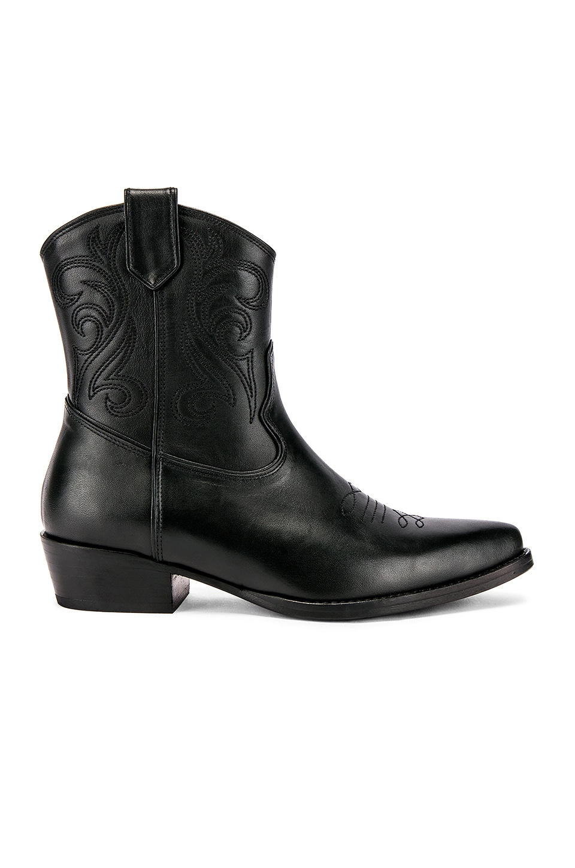 ANINE BING Elton Boots in Black