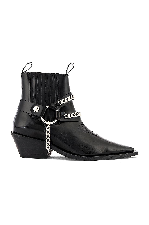 ANINE BING Harris Boot in Black