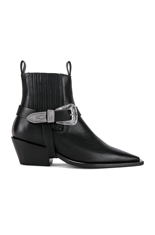 ANINE BING Rochelle Boots in Black