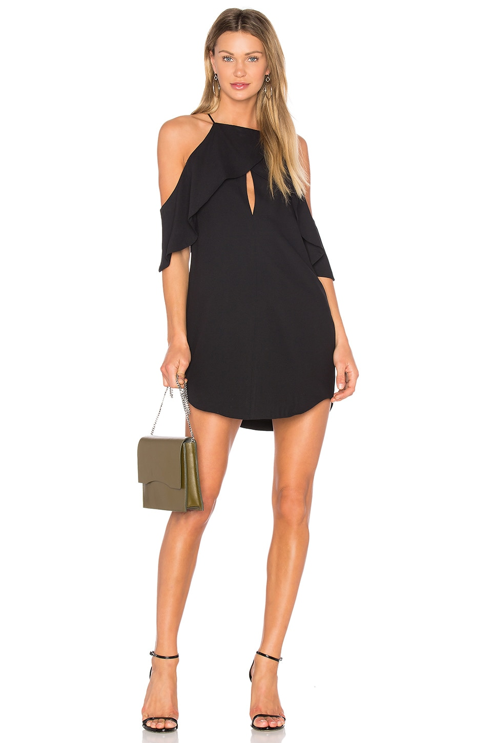 Cold Shoulder Dress by ANIMALE