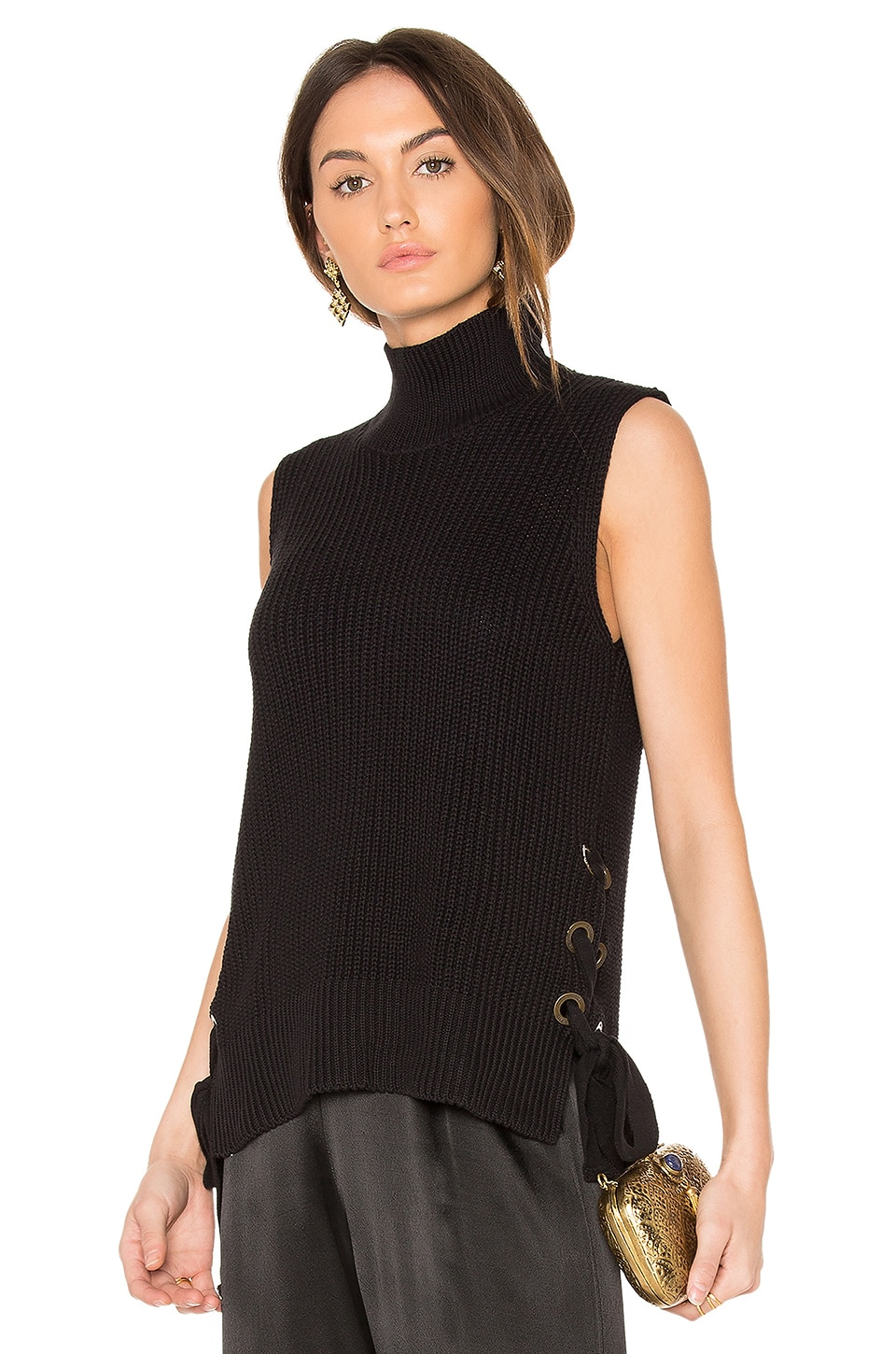 High Neck Tank by ANIMALE