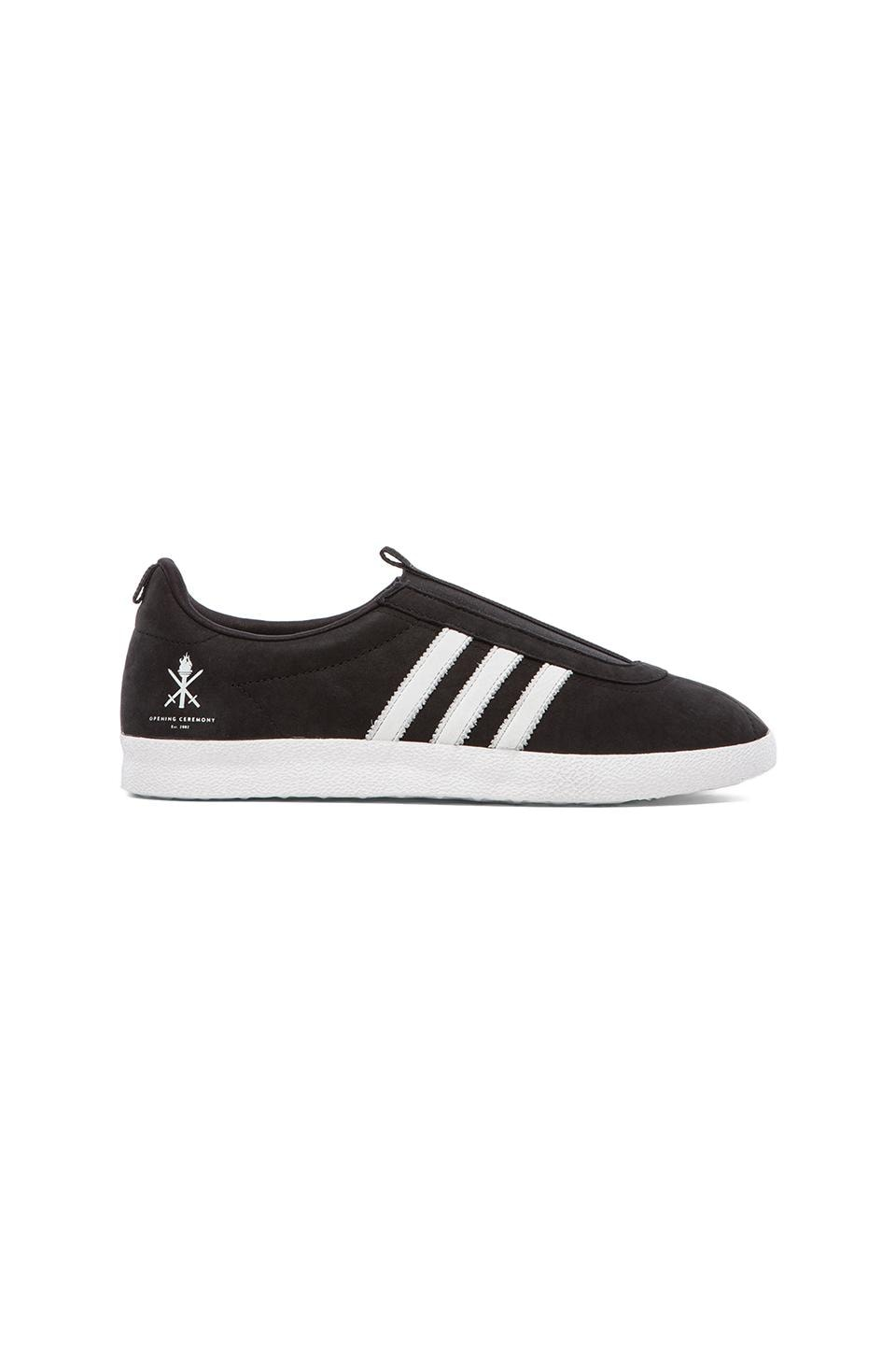 adidas Originals by Opening Ceremony Taekwondo Gazelle in Black