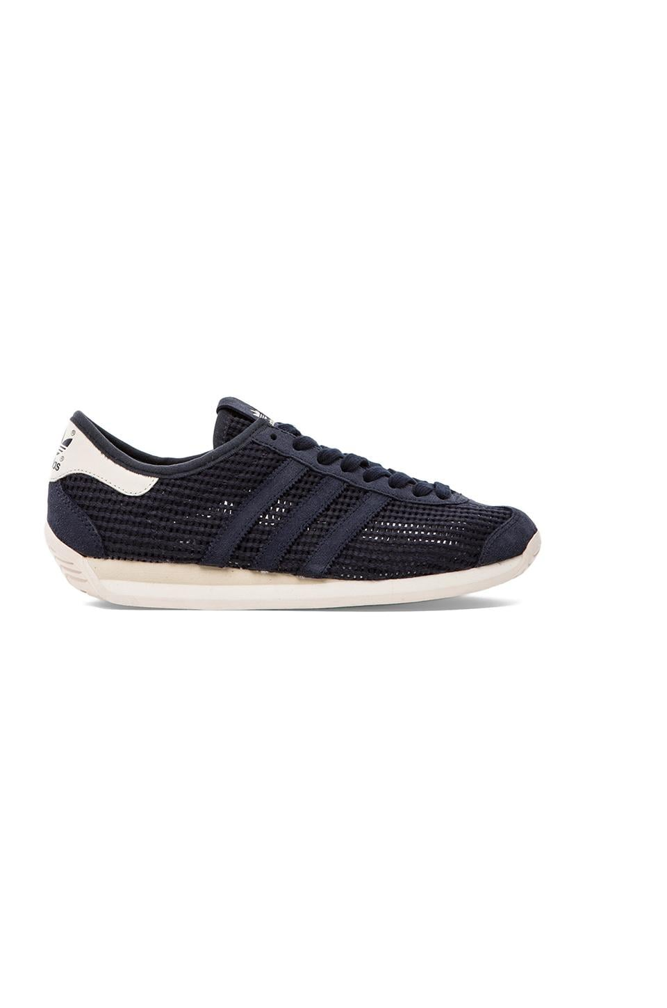 adidas Originals BLUE Country Summer in Legend Ink & Chalk