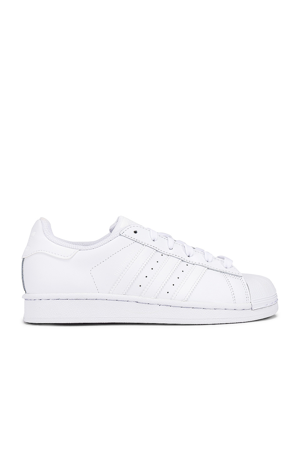adidas Originals Superstar Foundation Sneaker in White