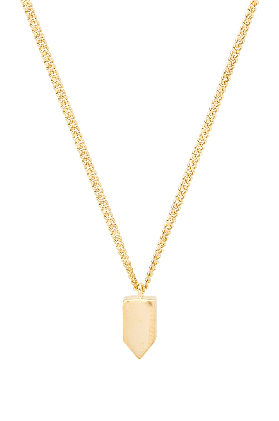 p a men c bristol apc necklace gold